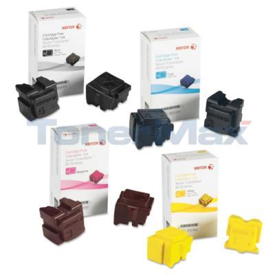 XEROX COLORQUBE 8570 INK BUNDLE PACK (BLACK, CYAN, MAGENTA, YELLOW)